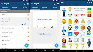 تحميل تطبيق الترجمة Learn English Phrases | English Translator 13.8.0 Premium Apk for Android