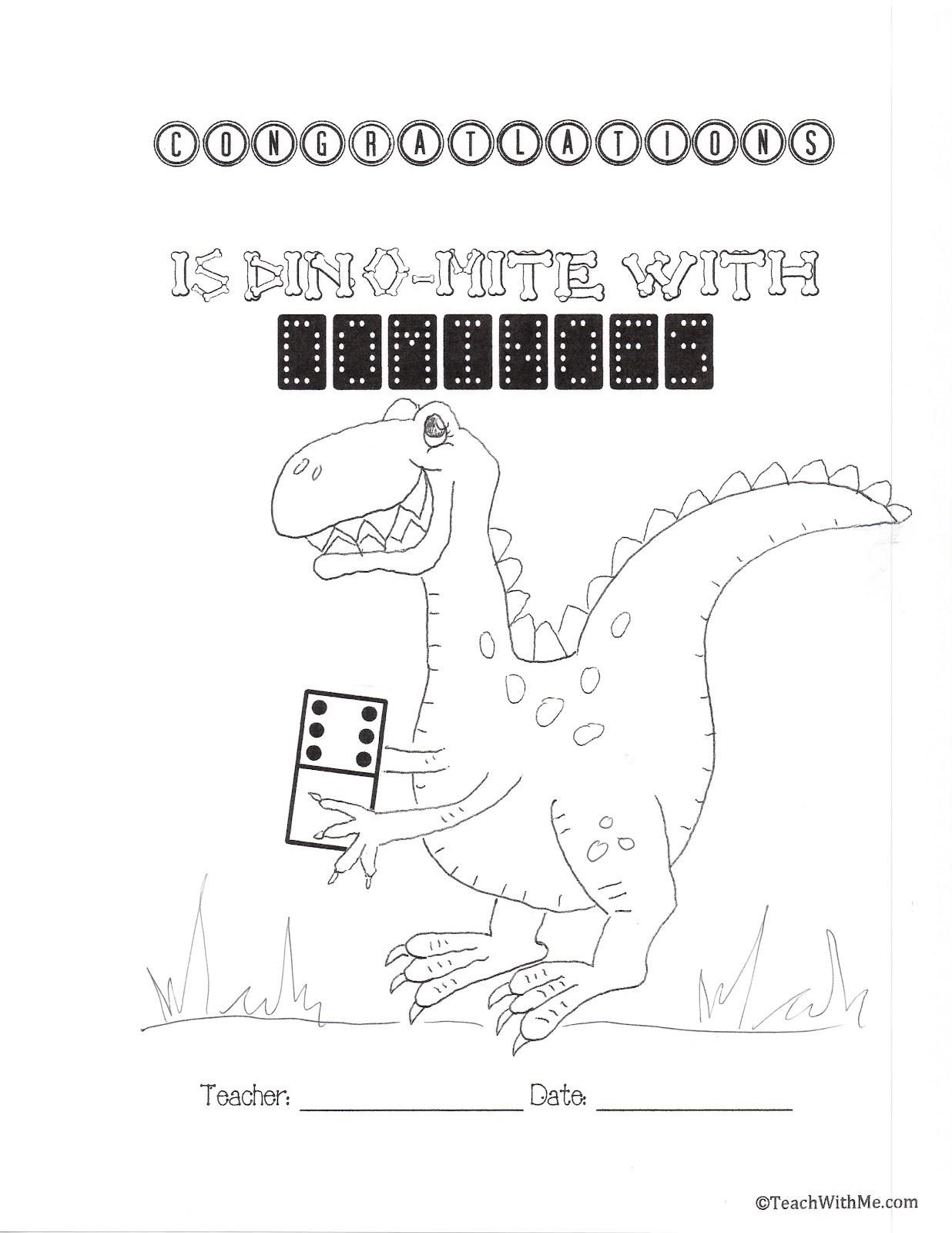 Classroom Freebies Fact Family Domino Packet