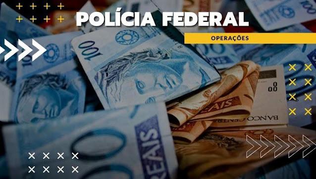 Polícia Federal deflagra Operação Rastros para combater o crime de moeda falsa