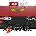 Cinebox Fantasia+ Plus ACM Atualização - 02/11/2018