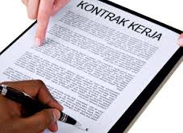 Perjanjian Kerja Waktu Tertentu (PKWT)
