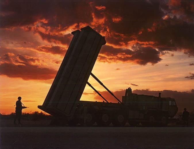 نظام الدفاع الصاروخي ثاد - Terminal High Altitude Area Defense - ميزانية الجيش الأمريكي 2021