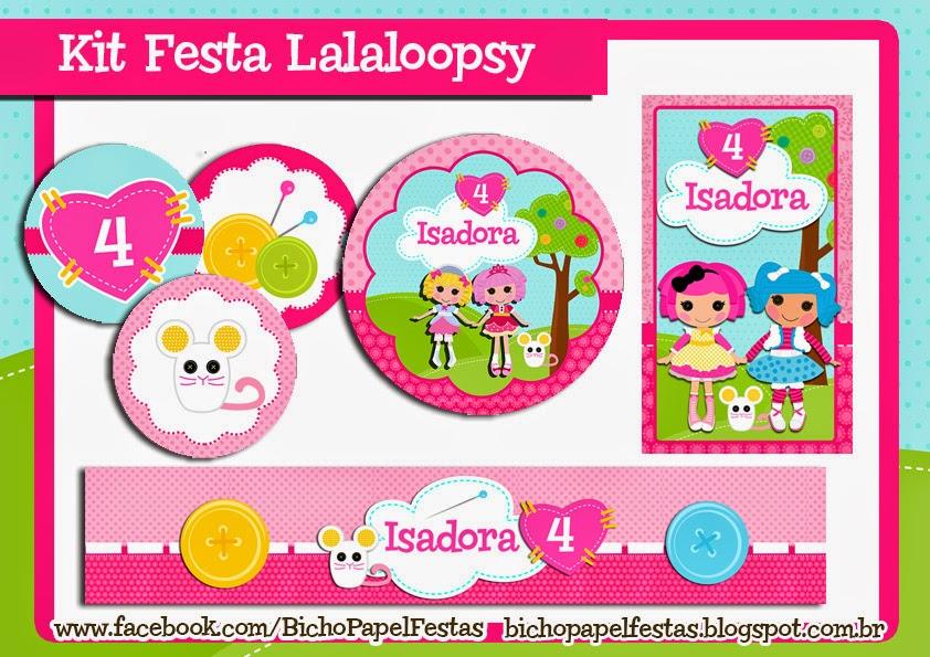 Kit Festa Lalaloopsy