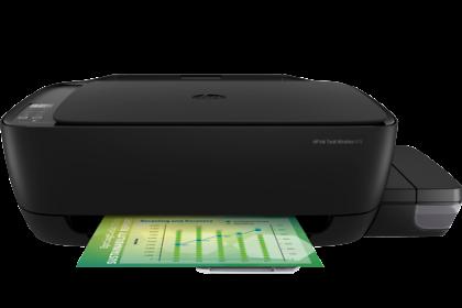 HP Ink Tank Wireless 410 Printer Driver series