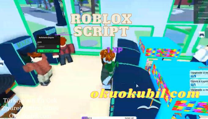 Roblox Arcade Empire Autofarm script Komut Dosyası 2021