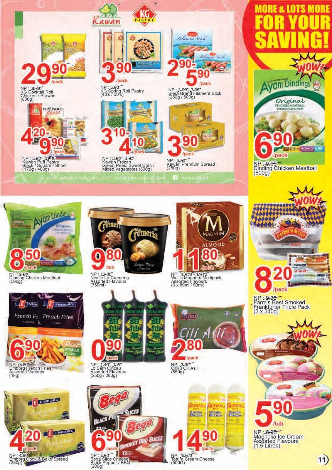Aeon Big National Catalogue Promotion 2nd Unit Rm0 10