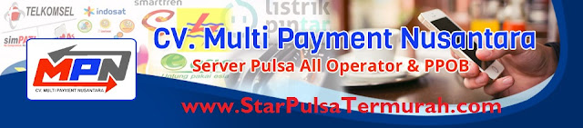 Star Pulsa Server Pertama CV. Multi Payment Nusantara Owner Harsono