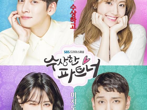 [K-Drama] Suspicious Partner