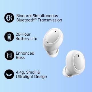 Prix OPPO Enco Earbuds Maroc Prix et caractéristiques, OPPO Écouteur Bluetooth sans fil