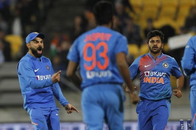 NZ vs IND 4th T20I: सुपर ओवर में भारत एक बार फिर मैच जीता.....