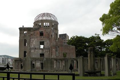 "Hiroshima Atomic Bomb Dome, Ketika ""Little Boy"" Mengakhiri Perang Dunia II"