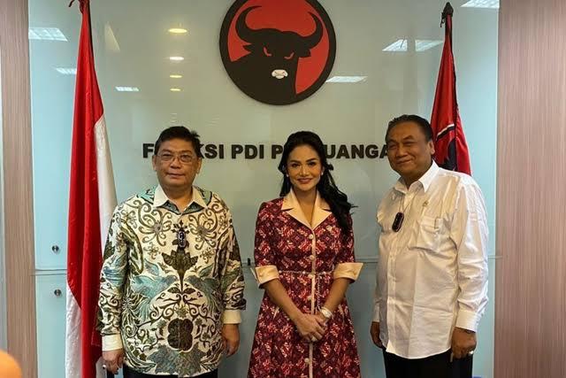 Fraksi PDIP Panggil Krisdayanti Setelah Blak-blakan Gaji Anggota DPR