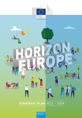 Horizonte Europa: Plan Estratégico 2021-2024