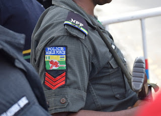 police inspector beheaded chrismas day cross river