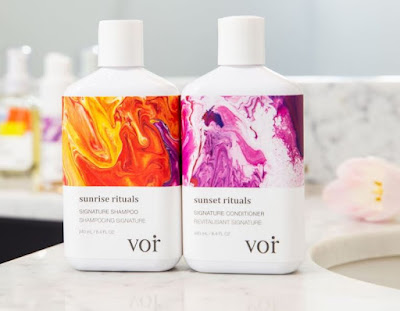 Treat your tresses to Voir Haircare!