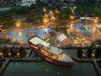 Waterland Ade Irma Suryani: Destinasi Wisata Keluarga Terfavorit di Cirebon