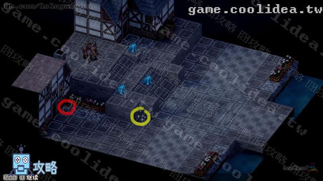 Mercenaries Blaze 傭兵烈焰 黎明雙龍 第03章 遭遇 戰場地圖