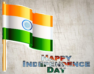Beautiful Happy Independence Day 2019 photo