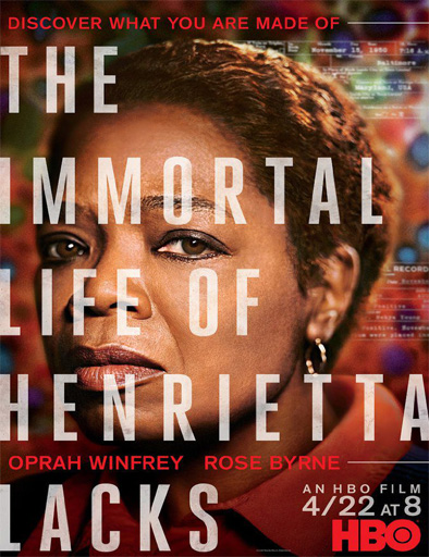 Ver The Immortal Life of Henrietta Lacks (2017) Online