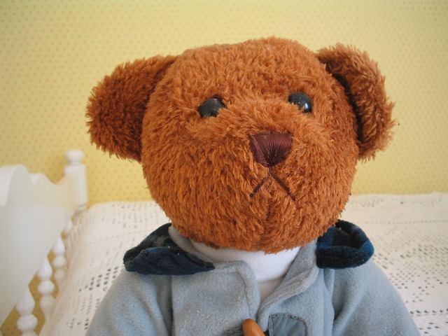 ein teddy namens zottel macht sich gedanken wie man bed rfnisse weckt und auch neid. Black Bedroom Furniture Sets. Home Design Ideas