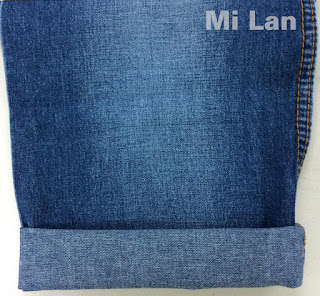 Vải Jean Stock Cotton 100% S286