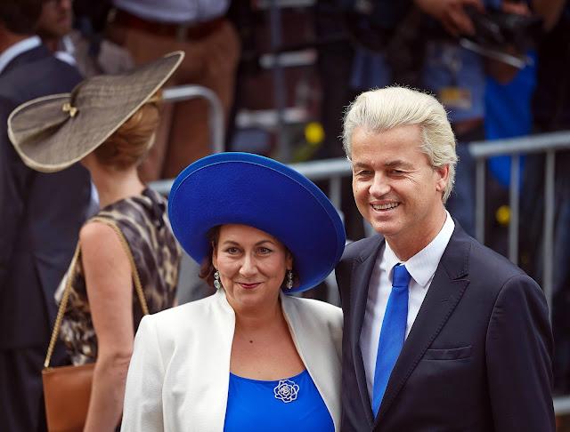 سياسي هولندي يطلق مسابقة #ارسم محمد كرد ضد المسلمين.