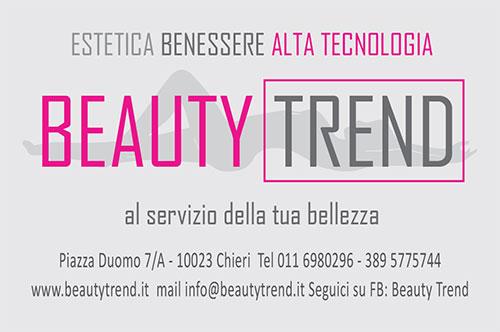 beauty trend a chieri di sabina-sardu