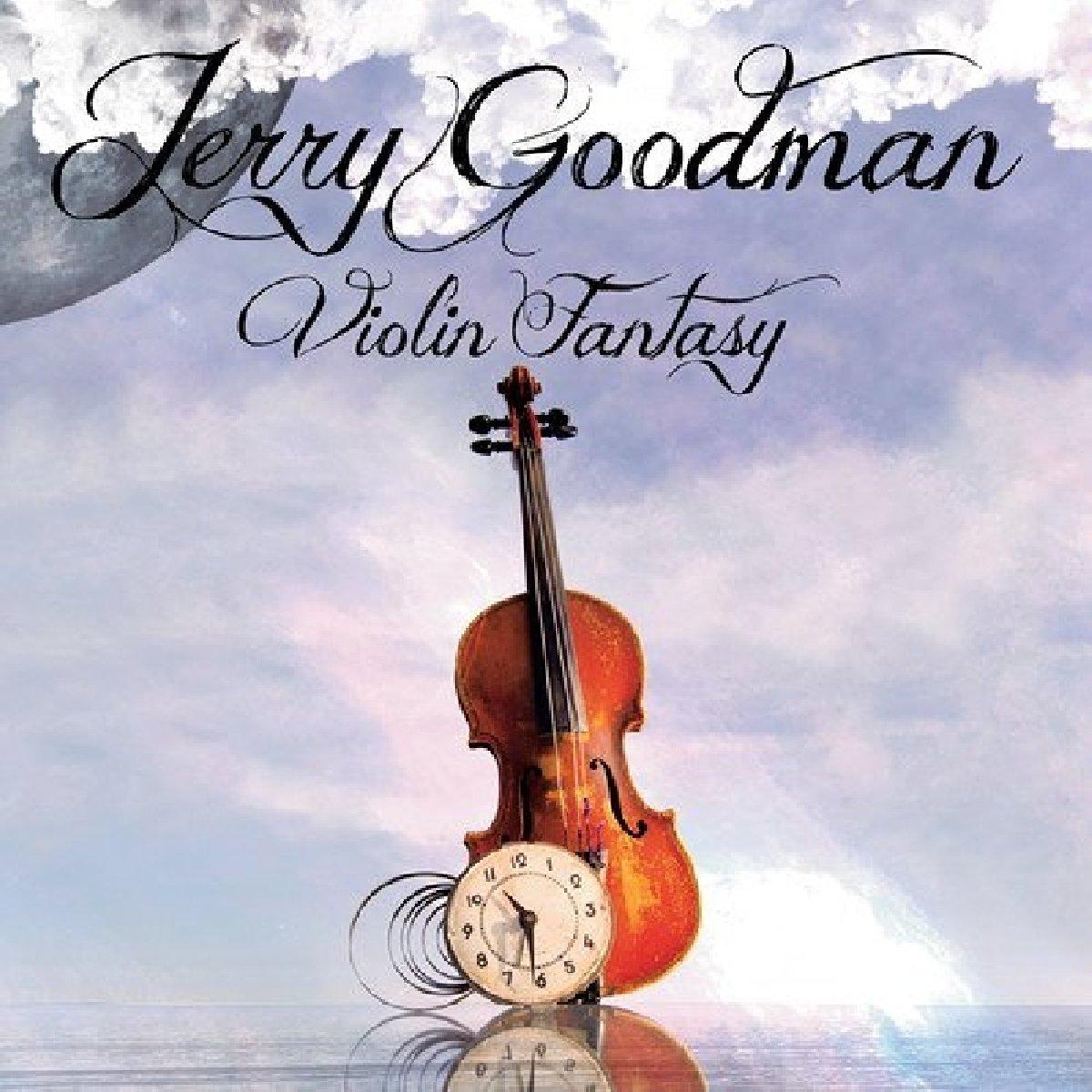 That Devil Music CD Review Jerry Goodmans Violin