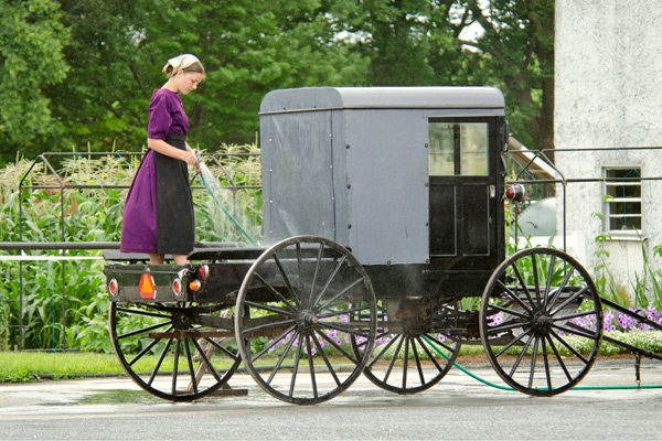 comunidade Amish