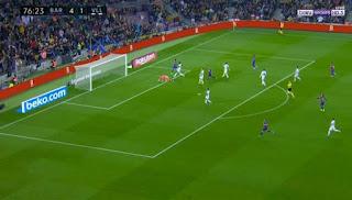 اهداف مباراة برشلونة وبلد الوليد (5-1) الدوري الاسبانى