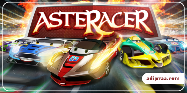 Game Asteracer | adipraa.com