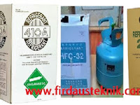 Perbedaan Freon atau Refrigerant