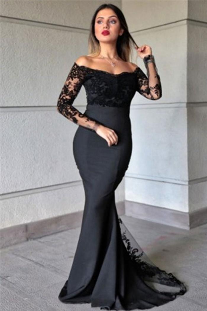 https://www.27dress.com/p/off-the-shoulder--applique-mermaid-sexy-long-sleeve-prom-dresses-110582.html