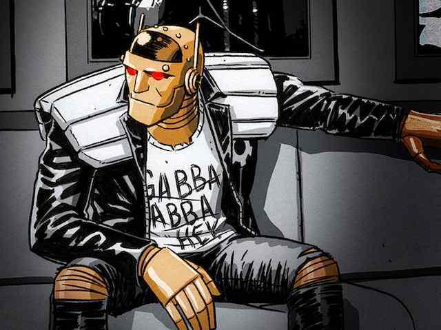 Doom Patrol| Brendan Fraser será a voz do Homem-Robô