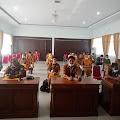Kepala Desa Kuala Keritang Kecamatan Keritang Wakili Inhil Ikuti  Pelatihan Terpadu Penguatan Kelembagaan Petani di Pekanbaru