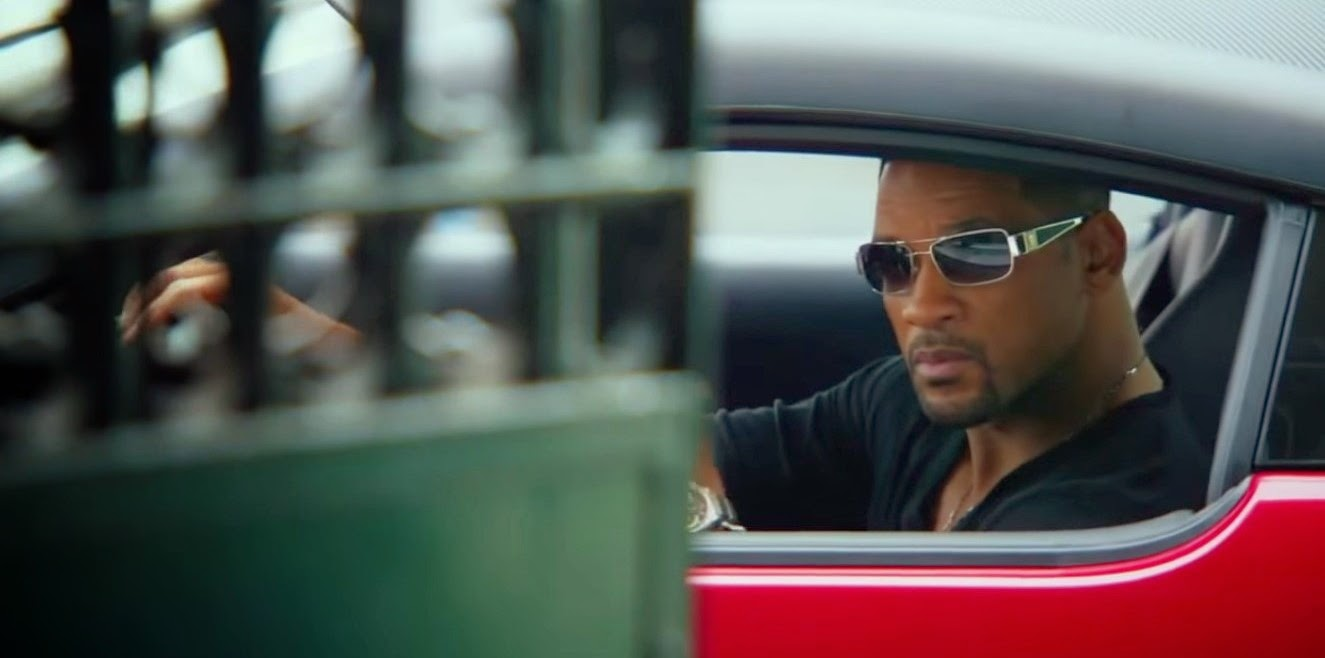 Will Smith, Rodrigo Santoro e Margot Robbie no segundo trailer de Golpe Duplo