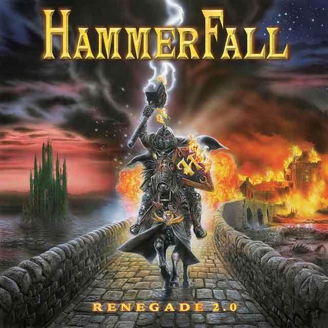 """Ο δίσκος των HammerFall """"Renegade"""""""