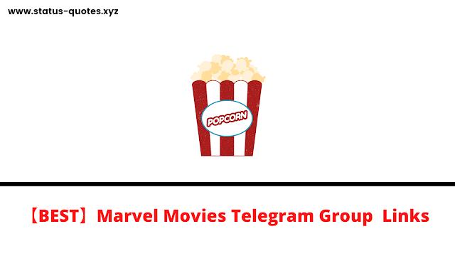 【BEST】Marvel Movies Telegram Channels & Groups