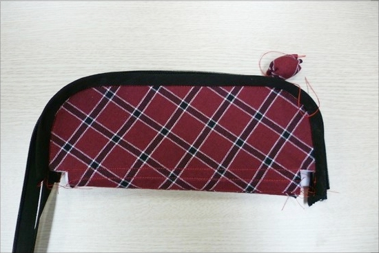 Zipper Pencil Case Tutorial