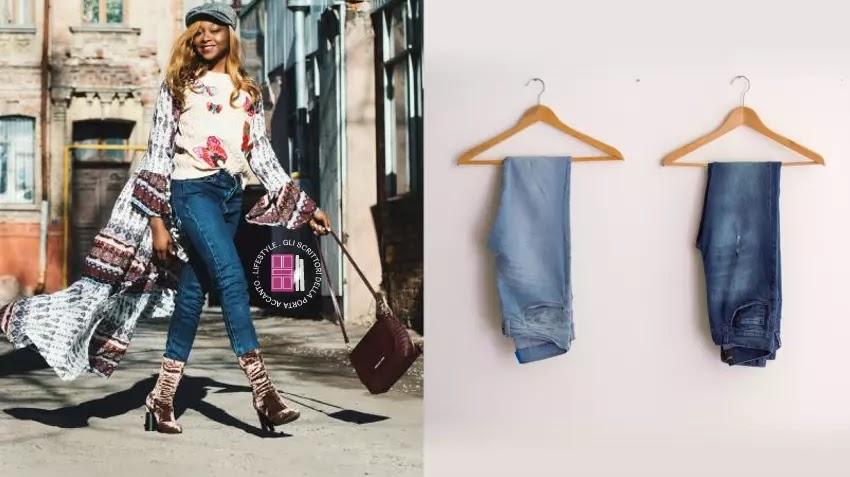 Jeans e fast fashion