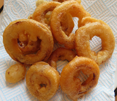 Easy Onion Rings