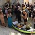 Vjenčanje ispred crkve sv. Ciprijana i Justine