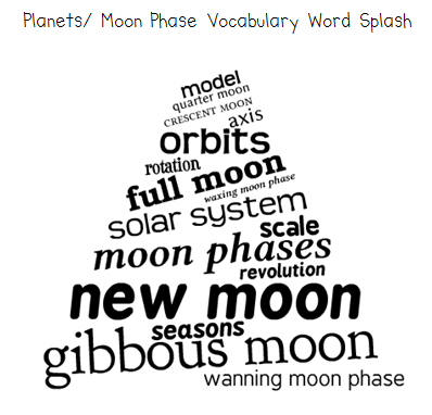 Freedom to Teach: Talking, Teaching, and Moon Phases!