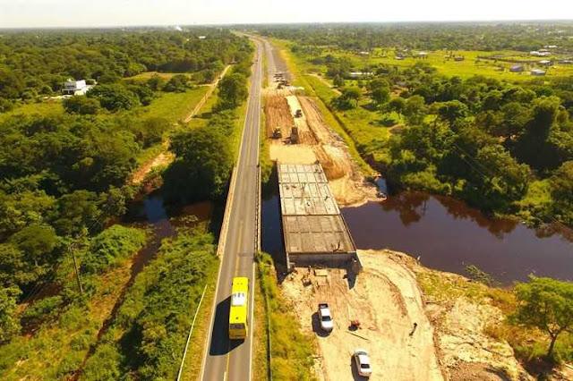 Resultado de imagen para RN11: avanza la construcción del acceso sur a Formosa