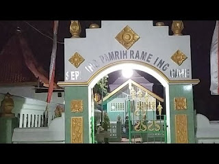 Makam Mbah Bendo Kota Blitar