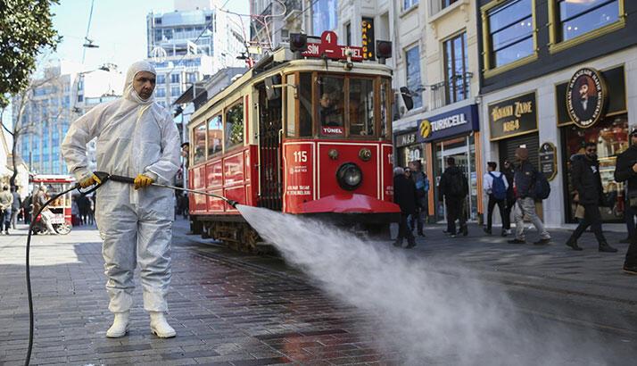 Son dakika: istanbul'da yeni koronavirüs önlemleri! Konser ve festival gibi etkinlikler yasaklandı