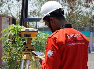 Jasa Survey Topografi / Pemetaan Tanah Manado, Sulawesi Utara Biaya Murah