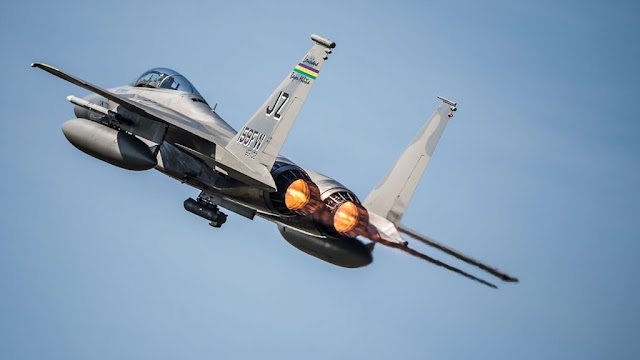 THE BEST SHOTS FROM FRISIAN FLAG 2017