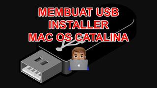 cara membuat usb installer macos