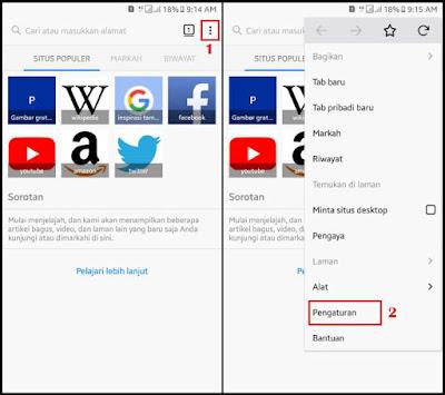 Cara Melihat Sandi yang Tersimpan di Firefox Android 1